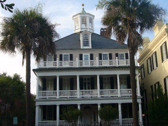 Charleston Honeymoon