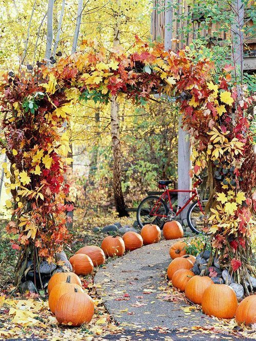 Fall Wedding Do-It-Yourself Ideas