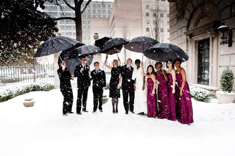 Planning for the Bad Weather Wedding