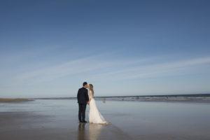 Tanille & Jason's Beautifully Rustic Beachside Wedding