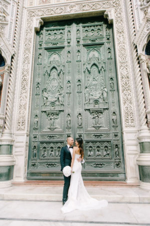 Sharlene and Craigs Breathtaking Fairytale Venice Wedding