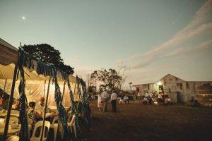 Bridget & Timothy's Rustic Farm Wedding