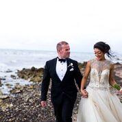 Adam & Antoinette's Elegant Celebration Wedding