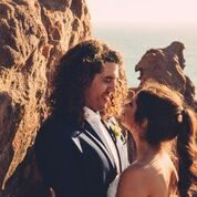 Hannah & Daniel's Romantic Old Baywater Farm Wedding