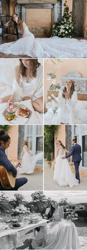 Romance Isn't Dead a magical French Inspired styled shoot
