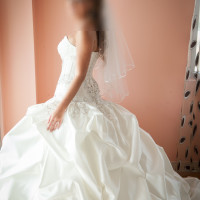 Custom Made Wedding Dress by Galit Couture