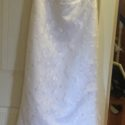 Beautiful Petite Moonlight wedding dress
