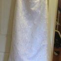 Beautiful Petite Moonlight wedding dress